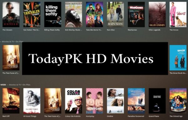 TodayPK Website: Download HD Movies from Tollywood, Bollywood, Hollywood