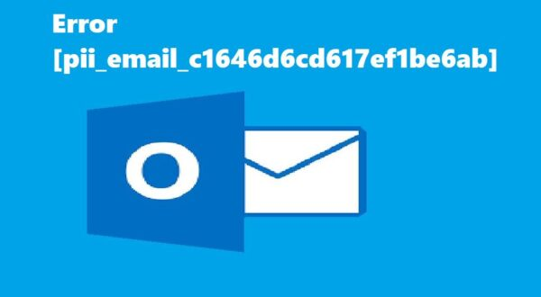 Error [pii_email_c1646d6cd617ef1be6ab] ? How to solve it?