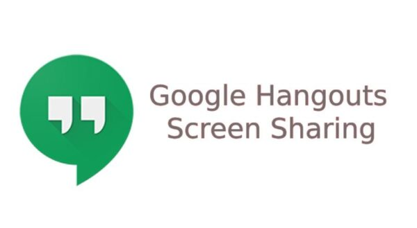 How To Share Screen With Google Hangouts ?