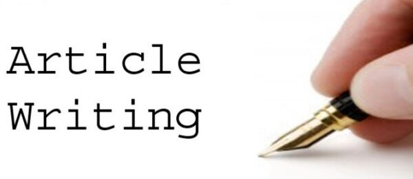 Writing Articles for Money with an Online Degree